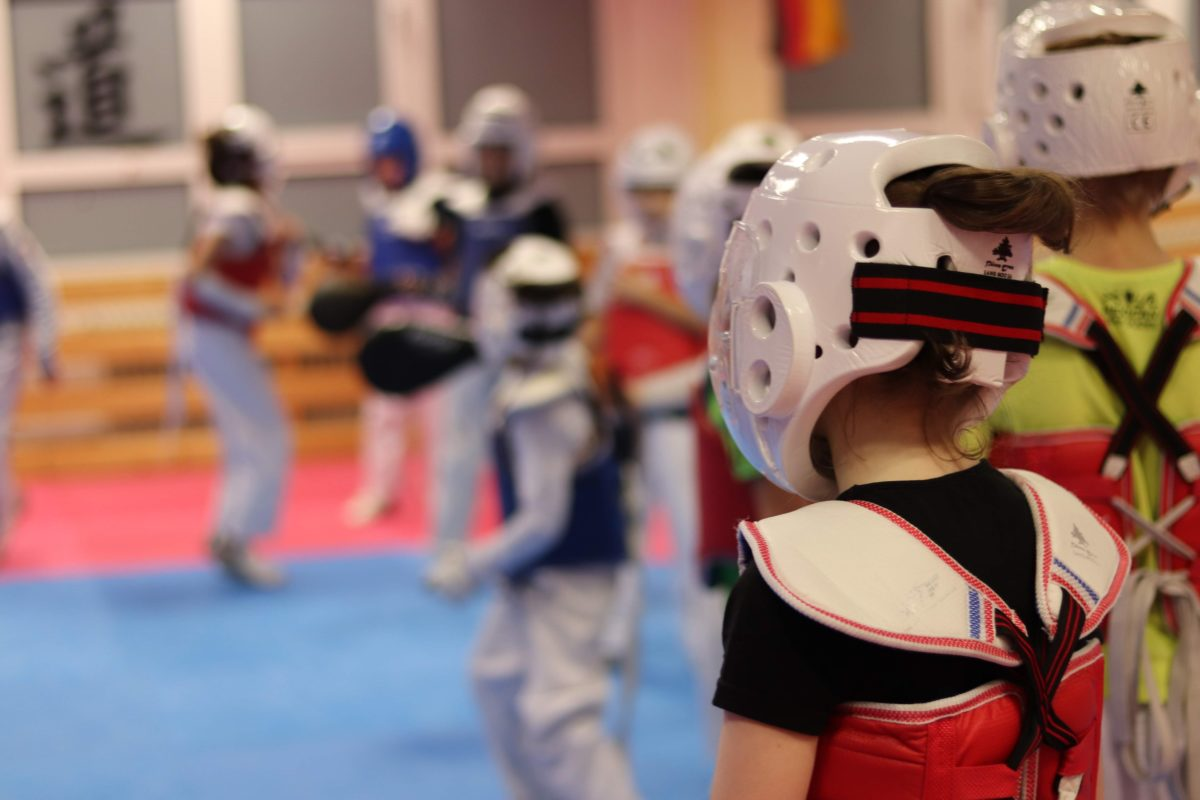 Taekwondo Sportschule Wuppertal - Road to Olympia