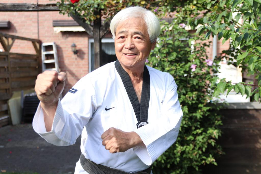 Ein Großmeister nimmt Abschied - Jin-Kun Baek. Foto: MEDIABEL | Fotoservice