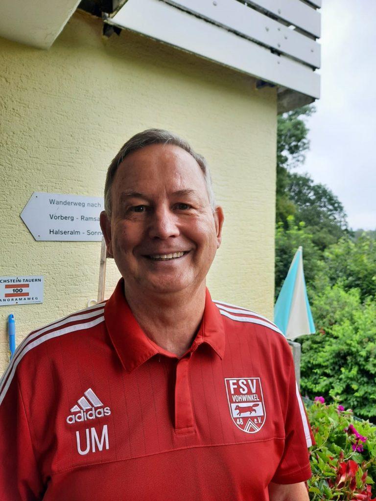 Vorstandsmitglied beim FSV Vohwinkel. Foto: Uwe Meurer