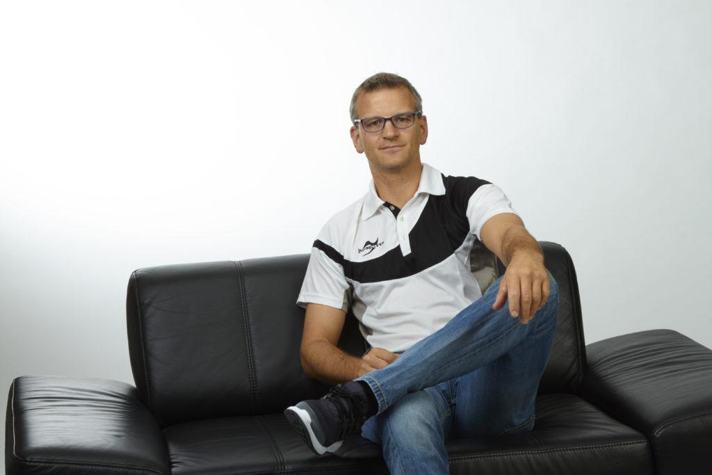 Im Gespräch mit Jörn Meiners. Foto: Ju-Sports